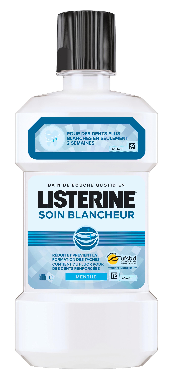 Listerine® Soin Blancheur