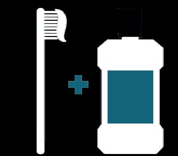 Le réflexe bain de bouche Listerine