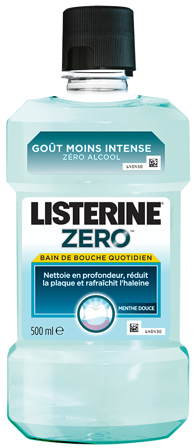 LISTERINE® Zero